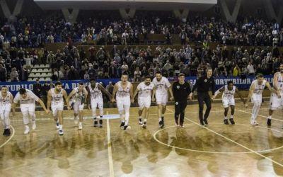 U BT Cluj, singura echipă românească de baschet rămasă în cupele europene