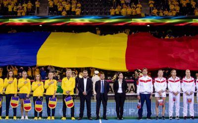 Au luptat admirabl, dar au pierdut. Echipa de Fed Cup, învinsă de Rusia cu 3-2