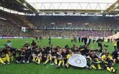 49. Bundesliga ca istorie (2011-2012): Din nou Dortmund