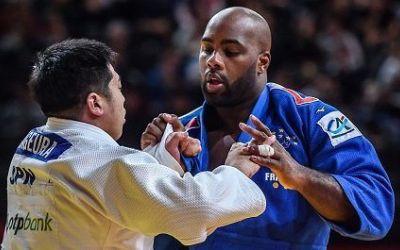 Judoka Teddy Riner, învins pentru prima dată după aproape 10 ani
