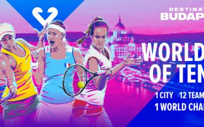 Fed Cup: S-au stabilit grupele Turneului Final de la Budapesta