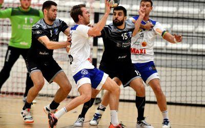 CSM Bucuresti s-a calificat in sferturile Cupei Challenge la handbal masculin