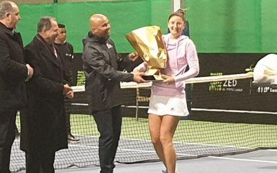 Irina Begu a câștigat turneul ITF de la Cairo și revine în Top 100