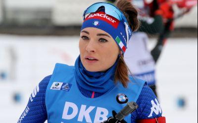 Dorothea Wierer, campioană mondială la biatlon
