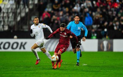Un egal onorabil. CFR Cluj-Sevilla 1-1