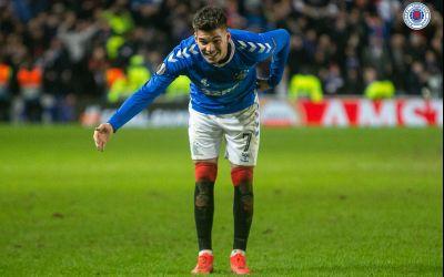 Ianis Hagi, erou pentru Rangers în Europa League