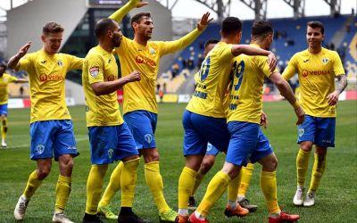 Liga 2: Petrolul câștigă, Mioveni pierde, iar FC Argeș se încurcă la Cluj