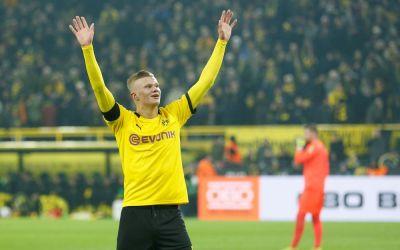 Bundesliga: Haland înscrie din nou, Dortmund câștigă