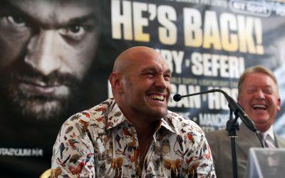 Tyson Fury e campion mondial la categoria grea, după un succes cu Deontay Wilder