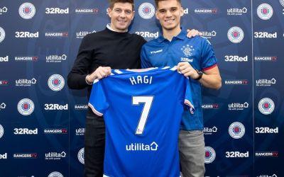 Ianis Hagi, din nou în prim plan pentru Rangers