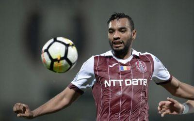 Bilel Omrani (CFR Cluj) vrea să joace pentru naționala Algeriei