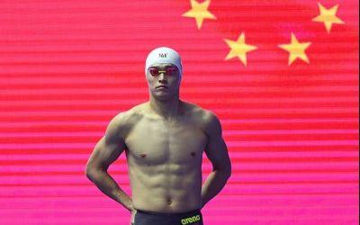 Campionul olimpic Sun Yang a fost suspendat opt ani de TAS