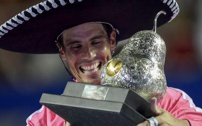 Rafa 85. Nadal se impune la turneul de la Acapulco