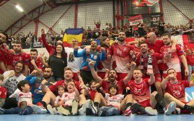Dinamo, calificată în optimile Ligii Campionilor la handbal masculin