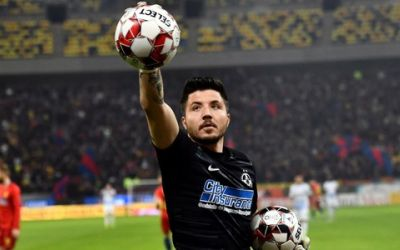 Lovitură în Liga 1: Bălgrădean (FCSB) a semnat cu CFR Cluj