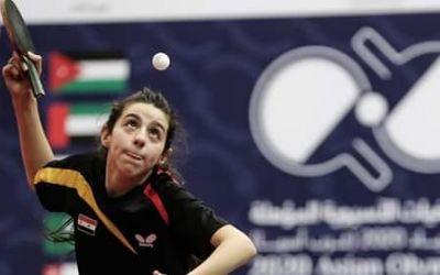 Hend Zaza, la doar 11 ani, va participa la Jocurile Olimpice