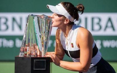Bianca Andreescu nu va juca nici la Indian Wells