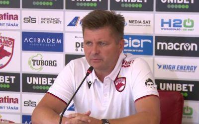 Uhrin și-a reziliat contractul cu Dinamo