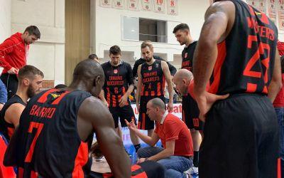 Derby în baschetul masculin: Dinamo a învins Steaua