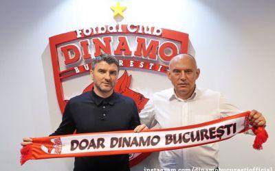 Adi Mihalcea, noul antrenor al lui Dinamo