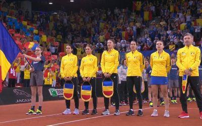 Fed Cup: Confruntarea România-Italia, amânată din cauza COVID19