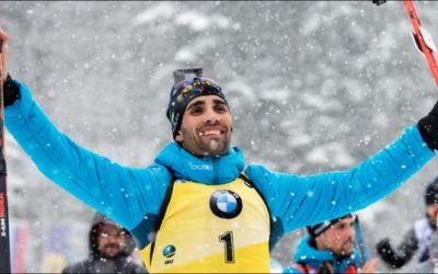 Martin Fourcade, căpcăunul biatlonului. Cvintuplul campion olimpic se retrage
