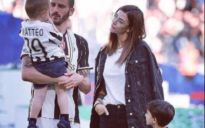 Bonucci a donat 120 000 de euro către spitalul care i-a tratat fiul