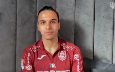 VIDEO / Mesajul fotbaliștilor de la CFR Cluj în contextul pandemiei de coronavirus