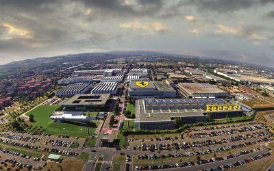 Ferrari și-a închis fabricile din cauza COVID19