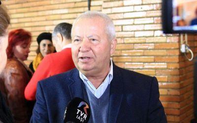 Vasile Ouatu, fostul patron al echipei de volei Unic Piatra Neamț, al treilea decedat din cauza COVID19