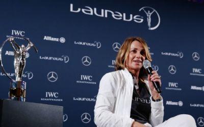 VIDEO / Nadia Comăneci, mesaj inovativ în favoarea spălatului pe mâini