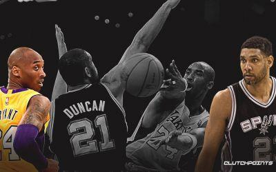 Kobe Bryant, Tim Duncan şi Kevin Garnett vor fi incluşi în Hall of Fame-ul baschetului