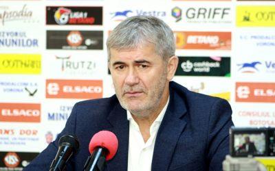 Liga 1: Președintele lui FC Botoșani solicită reluarea imediată a campionatului