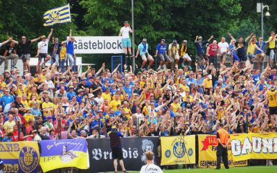 Dovadă de atașament. O echipă din liga a patra germană a vândut peste 100 000 de bilete pentru primul meci de după pandemie