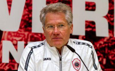 Boloni și-a anunțat plecarea de la Antwerp. Clubul îl contrazice