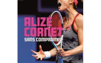 Alize Cornet, împătimită de literatură, își publică autobiografia