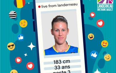 Baschetbalista Gabriela Mărginean a semnat cu echipa franceză Bretagne