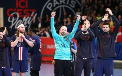 PSG, desemnată campioana Franței la handbal masculin