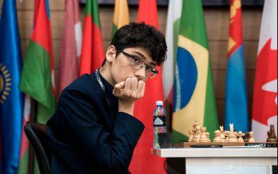 VIDEO / Alireza Firouzja, noul fenomen din șah, la doar 16 ani