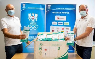 Sportivii de elită ai Austriei se întorc la antrenamente