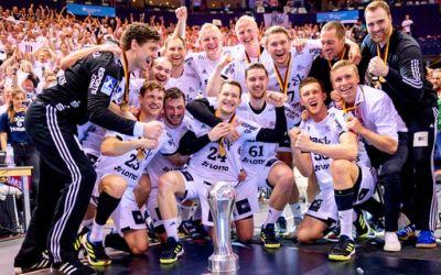 THW Kiel, desemnată campioana Germaniei la handbal masculin