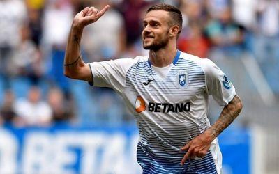 Liga 1: U Craiova s-a despărțit de Ivan Martic
