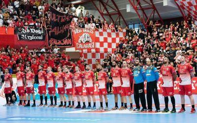 Dinamo, eliminată din Liga Campionilor la handbal masculin de către EHF