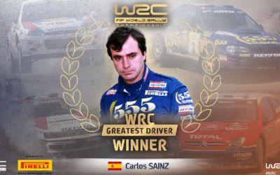 Mai bun ca Loeb ? Carlos Sainz, desemnat cel mai bun pilot de raliu din toate timpurile