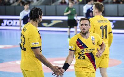 Barcelona, desemnată campioana Spaniei la handbal masculin