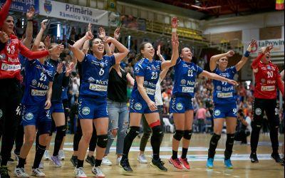 Handbalul feminin românesc, forțat să închidă clasamentele