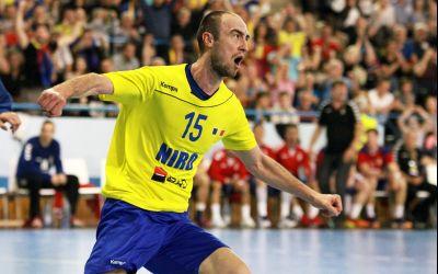 Handbalistul Vali Ghionea a semnat cu Dinamo