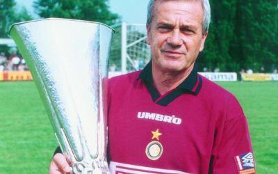 Luigi Simoni, antrenorul cu celelalte promovări în Serie A, s-a stins