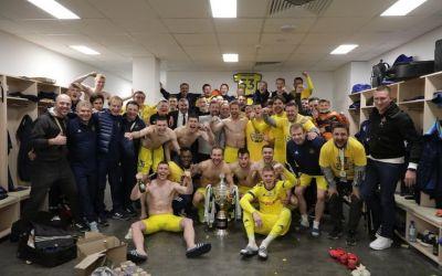 BATE Borisov a câștigat Cupa Belarusului