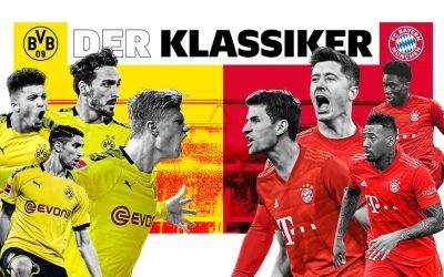 Bundesliga: Bayern a învins Dortmund și s-a desprins spre titlul de campioană